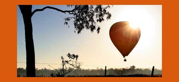Australian-Bush-Ballooning-Sunrise-Hot-Air-Queensland